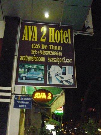 Ava Saigon 2: taxi service