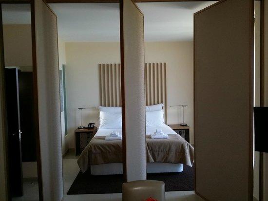 Salgados Dunas Suites: bedroom