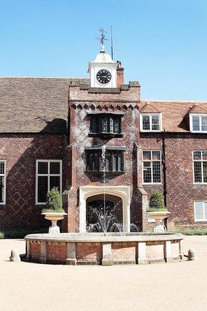 Fulham Palace: Tudor Courtyard