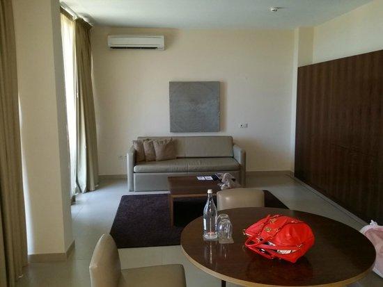Salgados Dunas Suites : suite