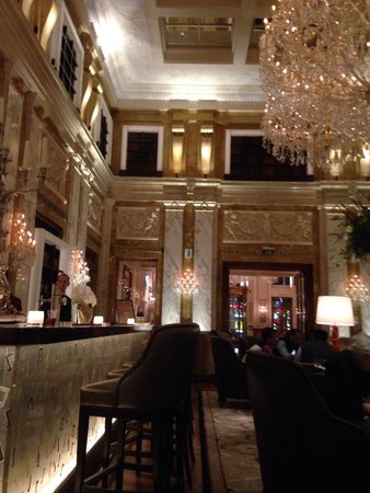Hotel Imperial Vienna: Bar