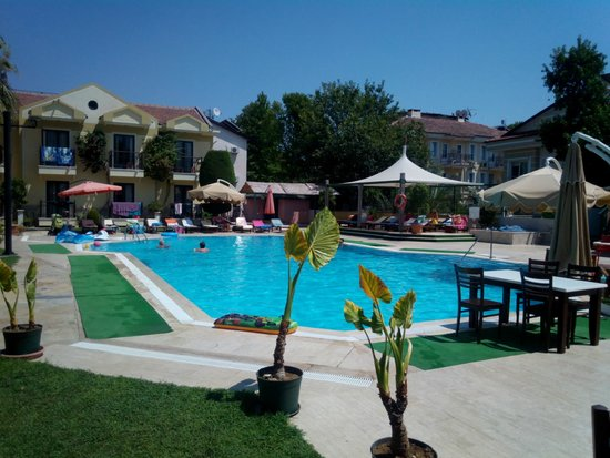 Harman Hotel: piscina