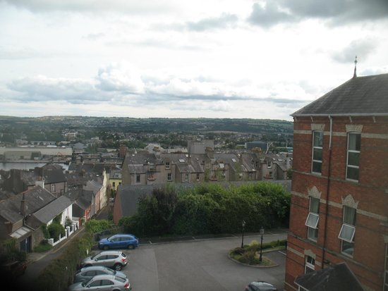 Ambassador Hotel & Health Club Cork: View from the room (242)
