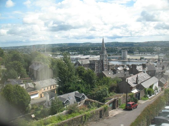 Ambassador Hotel & Health Club Cork: View from the room