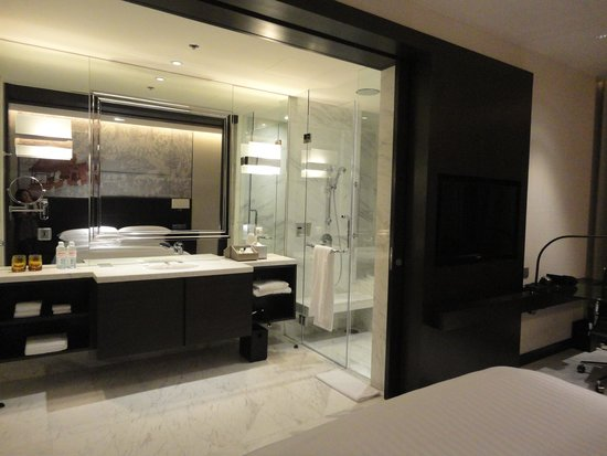 Bangkok Marriott Hotel Sukhumvit : バスルーム
