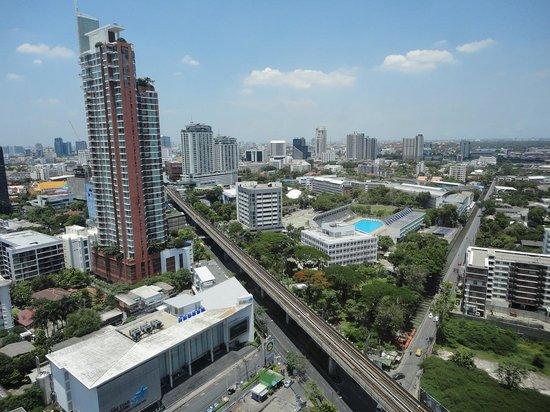 Bangkok Marriott Hotel Sukhumvit: 眺め