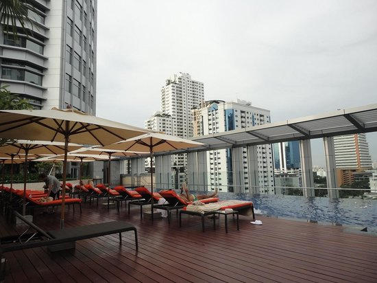 Bangkok Marriott Hotel Sukhumvit: プール