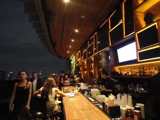 Bangkok Marriott Hotel Sukhumvit: バー