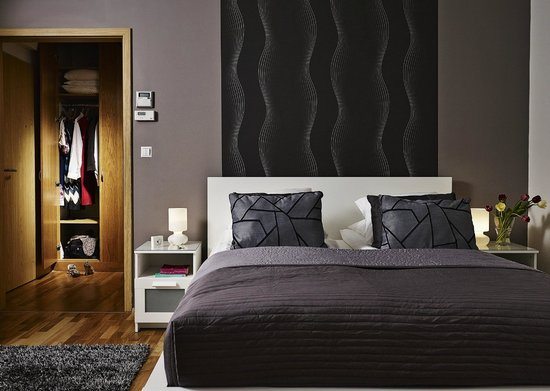 7Seasons Apartments Budapest: Queen size double bed.
