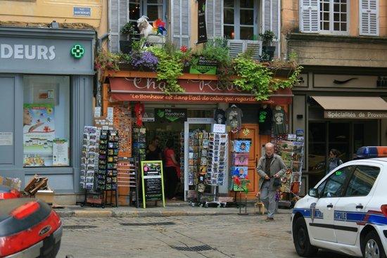 Vieil Aix : Экс-ан-Прованс. Исторический центр