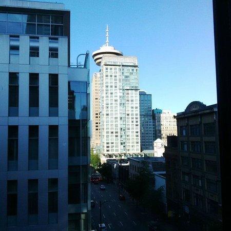 St. Regis Hotel : view