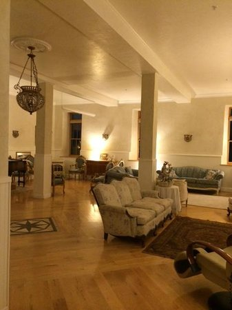 Torrey Schoolhouse Bed & Breakfast Inn: Sala di ingresso