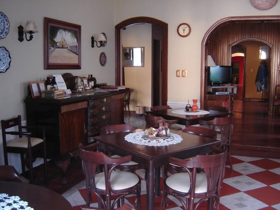Hotel La Candela: Mis felicitaciones para la persona decoradora!