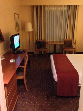 Holiday Inn Gent Expo : room 327