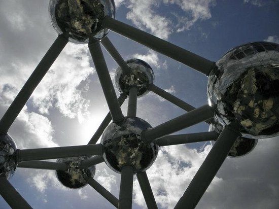 Brussels City Tours: Atomium