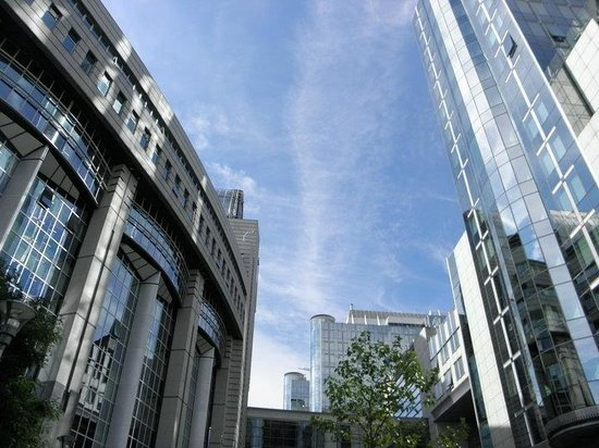 Brussels City Tours: Schuman and the EU