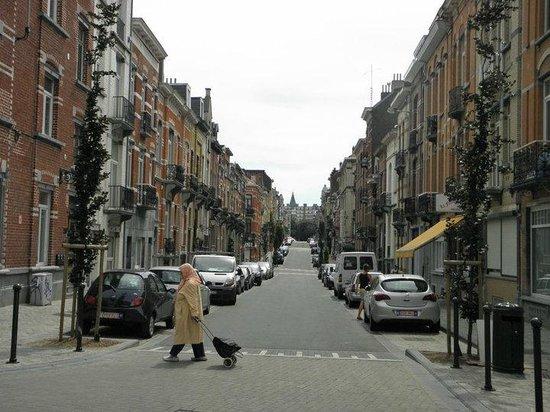 Brussels City Tours: Upper Class Neighborhoods