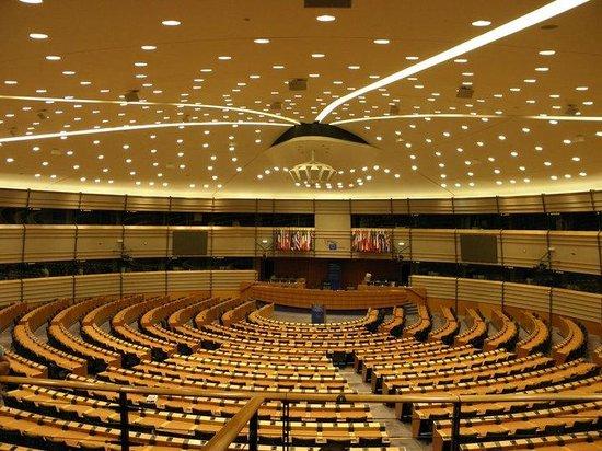 Brussels City Tours: The European Parliament