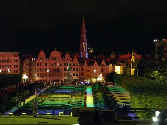 Brussels City Tours: Brussels at Night