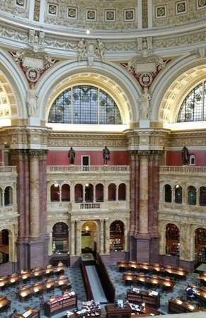 Capitol Hill: The Library of Congress