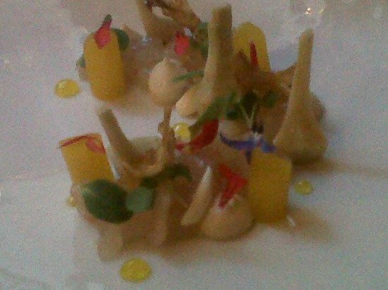 Le Restaurant : First course
