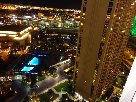 Signature at MGM Grand: View from floor 26