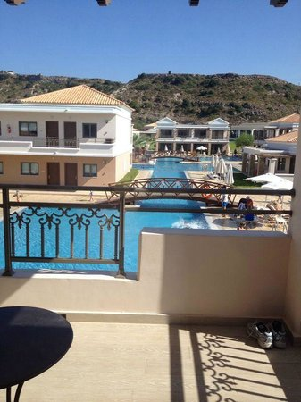 La Marquise Luxury Resort Complex : From the balcony