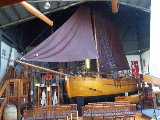Bass & Flinders Centre: Bass and Flinders' Colonial Sloop 'Norfolk'