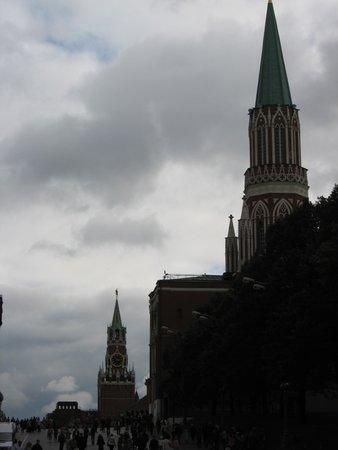 Moskauer Kreml: Московский Кремль