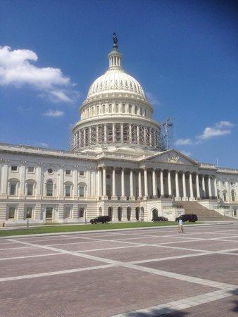 Capitol Hill: Capitol View