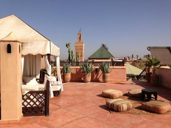 Riad Shama: Sur les toits