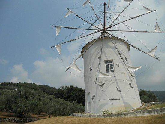 Olive Garden : 風車
