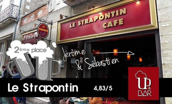Strapontin Cafe