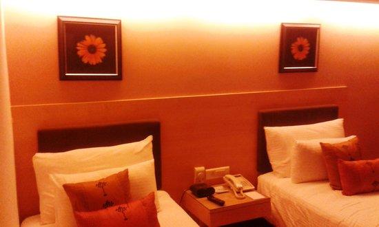 GreenPark Hyderabad: Beds