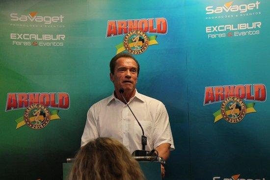 Windsor Barra: Arnold stays here too