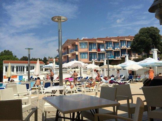 All-inclusive Resort Funtana: Struttura