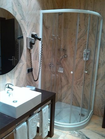 Salles Hotel Malaga Centro: bagno (doccia)