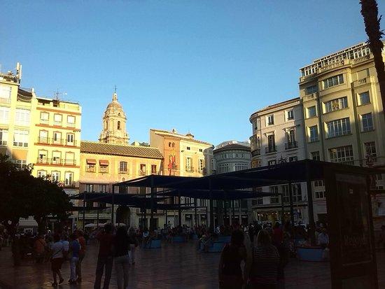 Salles Hotel Malaga Centro: Malaga centro storico (2)