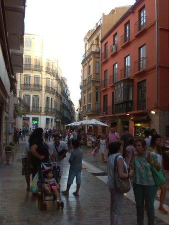 Salles Hotel Malaga Centro: Malaga centro storico (3)