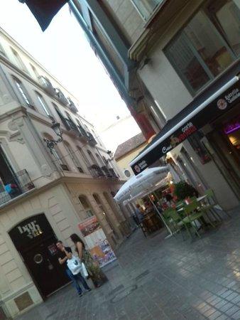Salles Hotel Malaga Centro: Malaga centro storico (4)