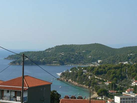 Eleni's Village: View from room
