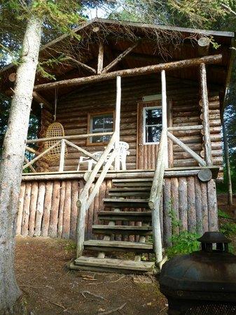 Ferme 5 Etoiles : La cabane du trappeur