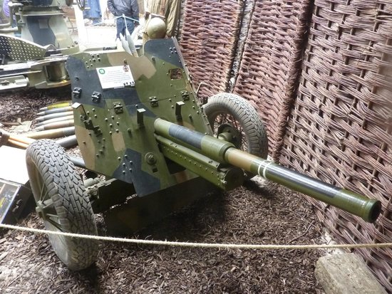 imwm russian pak 37 45 anti tank gun picture of irish military