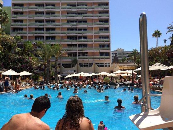IFA Buenaventura Hotel : Gorgeous pool never empty!