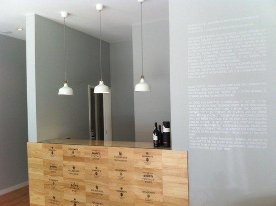 Decanting Porto House