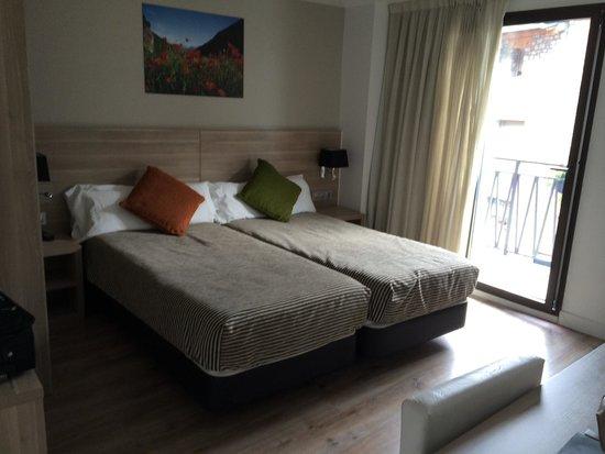 Hotel Del Pui : Habitación 303
