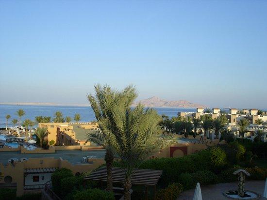Rehana Royal Beach Resort & Spa: Widok z balkonu