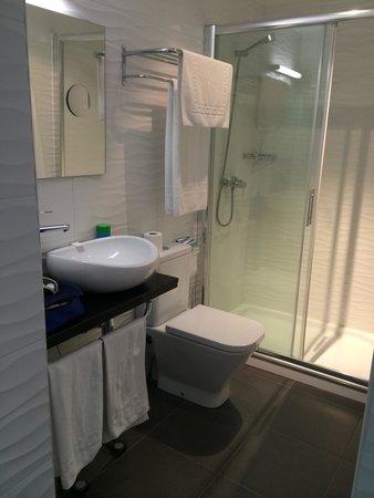 Hotel Del Pui : Baño 303