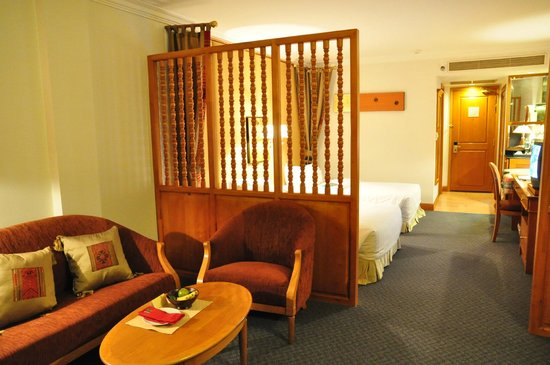 Angkor Century Resort & Spa: 部屋