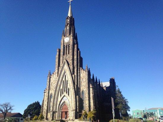 Catedral de Pedra: Linda construção